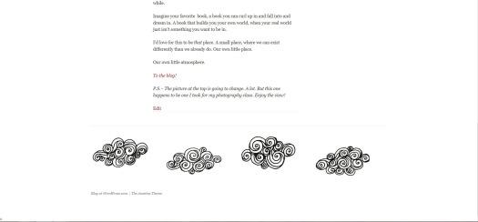 Old Blog Screenshot 2